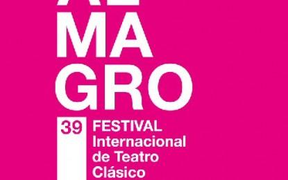 Almagro: La 39 Edición del Festival Internacional de Teatro Clásico será presentada el próximo 7 de abril