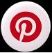 Boton Pinterest 75 px