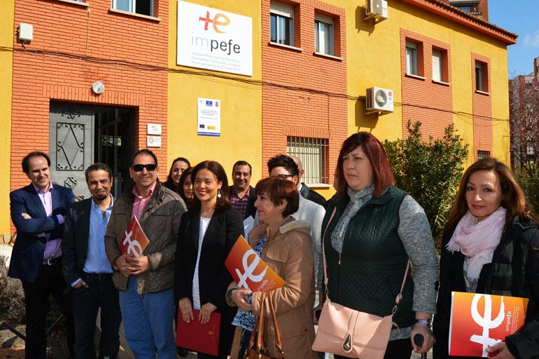 Ciudad Real El Ayuntamiento concede 50.000 euros a 27 emprendedores para poner en marcha sus negocios