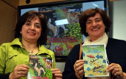 """Ciudad Real: Las Bibliotecas Municipales se llenan de actividades con """"Letras para la Primavera"""""""