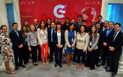 Ciudad Real: Romero pone en valor las normas españolas que atajan el problema de la violencia y de las desigualdades que sufren las mujeres