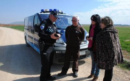 """Valdepeñas: crea la """"Patrulla Rural Municipal"""" para dar mayor protección al campo"""