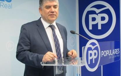 """Carlos Cotillas asegura que Page """"vuelve a castigar"""" a la provincia con políticas """"ineficaces"""" que solo sirven para frenar el crecimiento y crear más paro"""