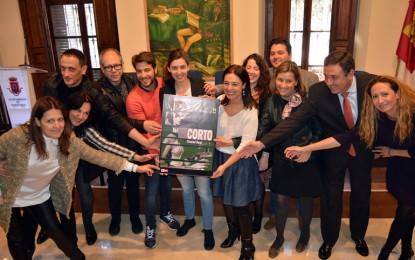 """Ciudad Real: """"Galáctica"""" de Maribel Díaz es la imagen del 18º FESTIVAL CORTO"""
