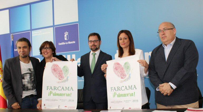 Ciudad-Real-Farcama-Primavera-se-celebrará-del-26-al-31-de-mayo-en-el-Pabellón-Ferial