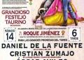 Corral de Calatrava: Grandioso Festejo Taurino con motivo de las Ferias y Fiestas en Honor a San Isidro Labrador