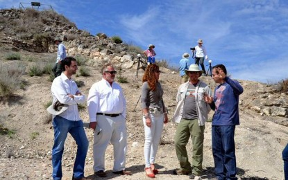 Carrión de Calatrava: Arqueólogos norteamericanos llevan a cabo un proyecto de investigación en Calatrava La Vieja