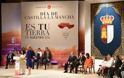 Ciudad Real se convirtió en la capital de Castilla la Mancha