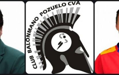 David Triguero, BM Pozuelo de Calatrava y Macarena Aguilar, Premios Nacionales de la RFE de Balonmano