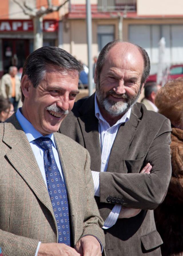 """Opinión """"Hoy he dado el último adiós a mi compañero, a mi amigo Carlos Rivas"""""""