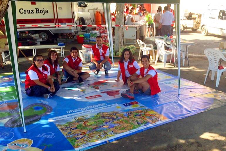 Ciudad-Real-Cruz-Roja-Juventud-forma-a-voluntarios-en-atender-a-la-población-infantil-y-juvenil-en-caso-de-emergencias