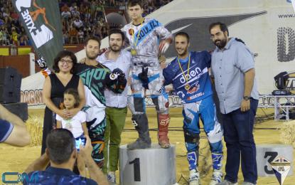 Ciudad Real: Freestyle Motocross un éxito rotundo en la exhibición