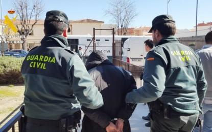 Detenido por el robo de 10 vehículos en Villarrubia de los Ojos y Ciudad Real