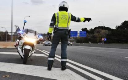 La Guardia Civil detiene al conductor de un vehículo que circulaba en sentido contrario al estipulado por la autovía de Los Viñedos
