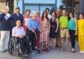 Herencia: La directora provincial de Bienestar Social, Prado Zúñiga visita recursos asistenciales