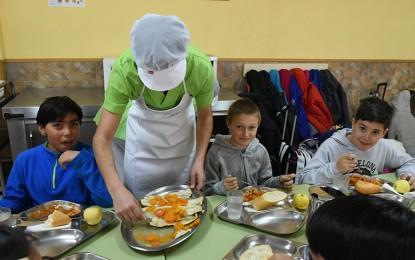 Castilla la Mancha: Más de 1.000 nuevos alumnos y alumnas acudirán a comedores escolares el próximo curso escolar