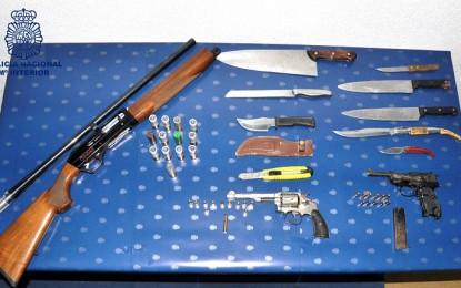 Dos detenidos por un tiroteo en el Barrio de la Granja de Ciudad Real