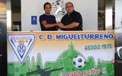 Miguelturra: Juan Plablo Trujillo nuevo presidente del CD Miguelturreño