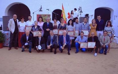 Valdepeñas: Cruz Roja celebró el Acto Institucional en reconocimiento a socios, voluntarios y colaboradores