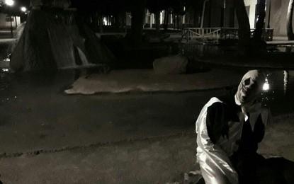 AlcazarClown ha comunicado el cierre de su cuenta después de haber recibido amenazas anunciándole agresiones