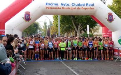 Ciudad Real: Más de 3.600 atletas entre seniors y escolares protagonizaron el 21º  Quixote Maratón