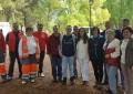 I Ruta senderista de Centros de Mayores de la JCCM en Luciana