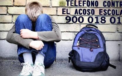 """Desde hoy estará operativo """"El Teléfono Contra el Acoso Escolar"""", el 900 018 018"""
