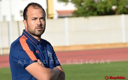 Almagro: Chule deja de ser el entrenador del Almagro CF por motivos personales