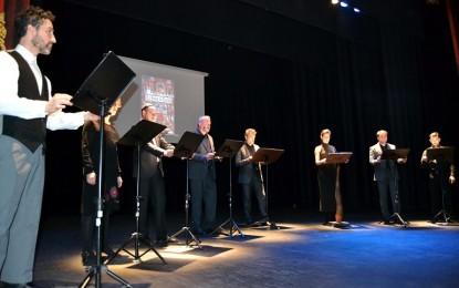 """Almagro: La lectura en el Teatro Municipal de """"Alfonso VIII y la judía de Toledo"""" cierra los actos del VIII Centenario del traslado de la Orden de Calatrava"""