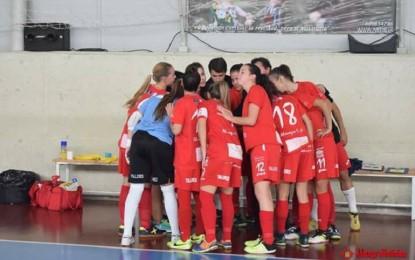 Un hat-trick de María Tellez ante el Salesianos de Puertollano consolida el liderato del Almagro FSF