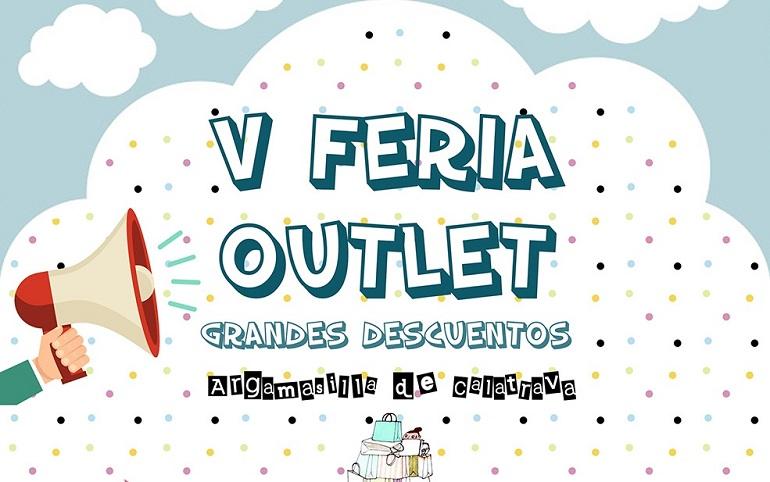 Argamasilla de Calatrava celebra del 16 al 18 de marzo su V Feria Outlet