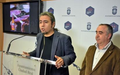 """Ciudad Real celebra el """"III Campeonato Regional de Corte de Jamón de Castilla La Mancha"""""""