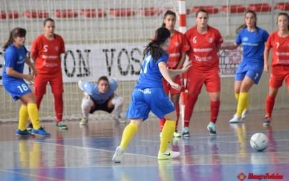El Almagro FSF comienza la segunda vuelta de la liga como líder enfrentándose en el derby provincial al Salesianos de Puertollano