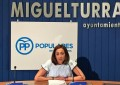 """Miguelturra: El PP miguelturreño denuncia que Victoria Sobrino ha convertido el Ayuntamiento en una administración """"morosa e incumplidora"""""""