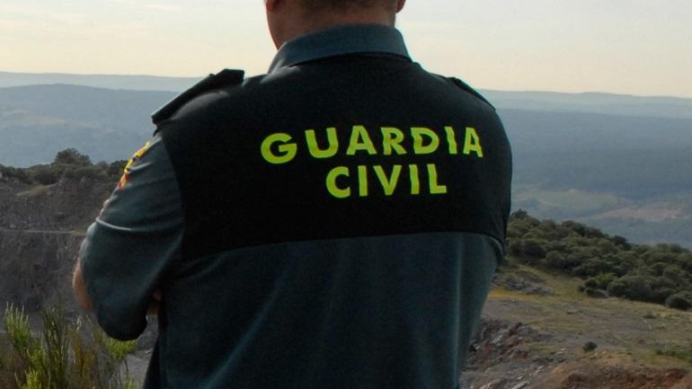 Moral de Calatrava Detenido por la Guardia Civil por vender maquinaria robada