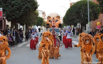 """Pozuelo de Calatrava celebrará el """"Desfile de Carnaval"""" el próximo día 11 de febrero"""
