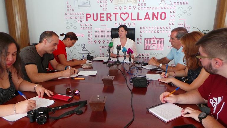 Puertollano Repsol aportará al Ayuntamiento cien mil euros para potenciar la cultura y el deporte