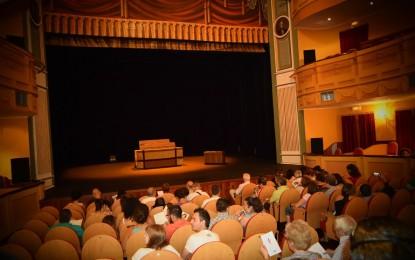 """Almagro celebra a partir de este martes el """"V Encuentro de Teatro Provincial"""""""