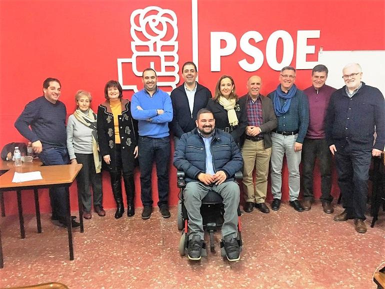 Argamasilla de Calatrava Jacinta Monroy revalida la secretaría general del PSOE con el cien por cien de los votos