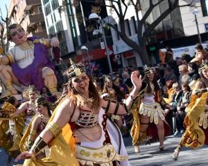 """Ciudad Real: """"El Burleta"""" consigue el Arlequín de Oro por tercer año consecutivo"""
