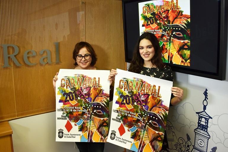 Ciudad Real La Asociación Los Amigos del Teatro pregonarán el Carnaval 2018