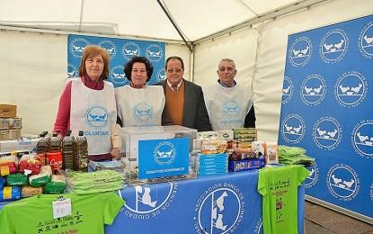 """El Banco de Alimentos de Ciudad Real estará presente en la """"XVII Feria del Stock"""" con un punto de recogida de alimentos no perecederos"""
