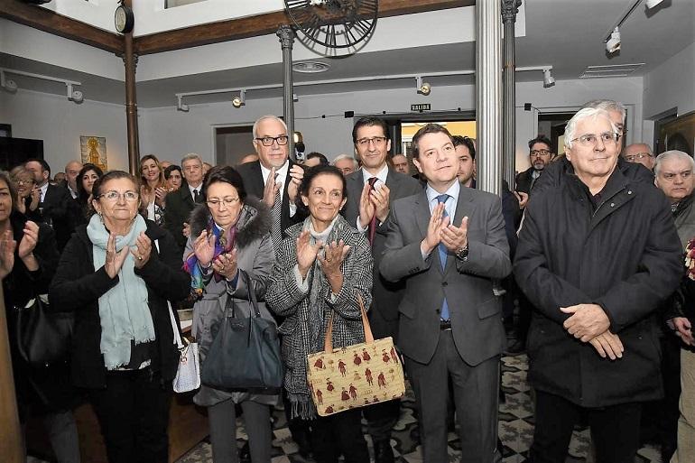 Manzanares inaugura el Museo Sánchez-Mejías