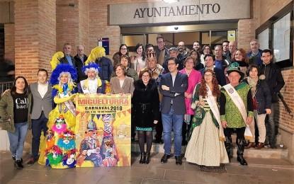 """Miguelturra: El Carnaval miguelturreño por fín es declarado """"Fiesta de Interés Turístico Nacional"""""""