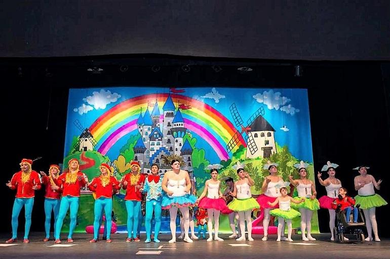 Villarrubia de los Ojos El Festival de Chirigotas y su Desfile de Carrozas y Comparsas como principales atractivos del Carnaval 2018