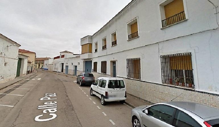 Argamasilla de Alba Una fuerte explosión de gas provoca un incendio en una vivienda