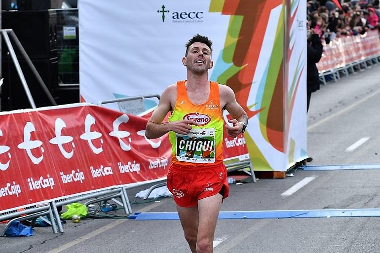Carrión de Calatrava Chiqui Pérez convocado para el Mundial de Media Maratón