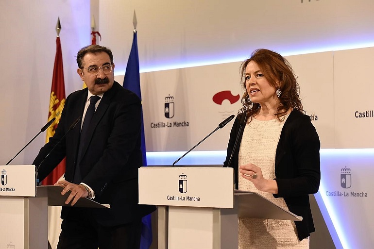 Castilla-La Mancha autoriza un gasto de más de 18 millones de euros para Ayuda a Domicilio en 527 municipios de la región