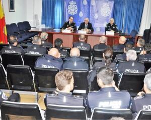 Ciudad Real: 23 Policías Locales son formados para actuar ante posibles acciones terroristas