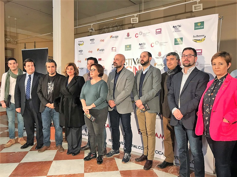 Ciudad Real Inaugurada la novena edición del Festival de Cine de Castilla-La Mancha (FECICAM)